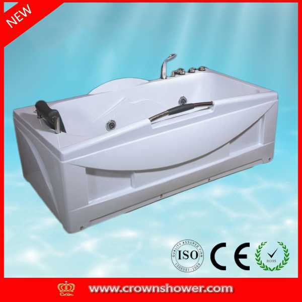 high quality massage bathtub plastic bathtub caddy with handle