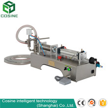 Semi auto laundry pouch filling equipment