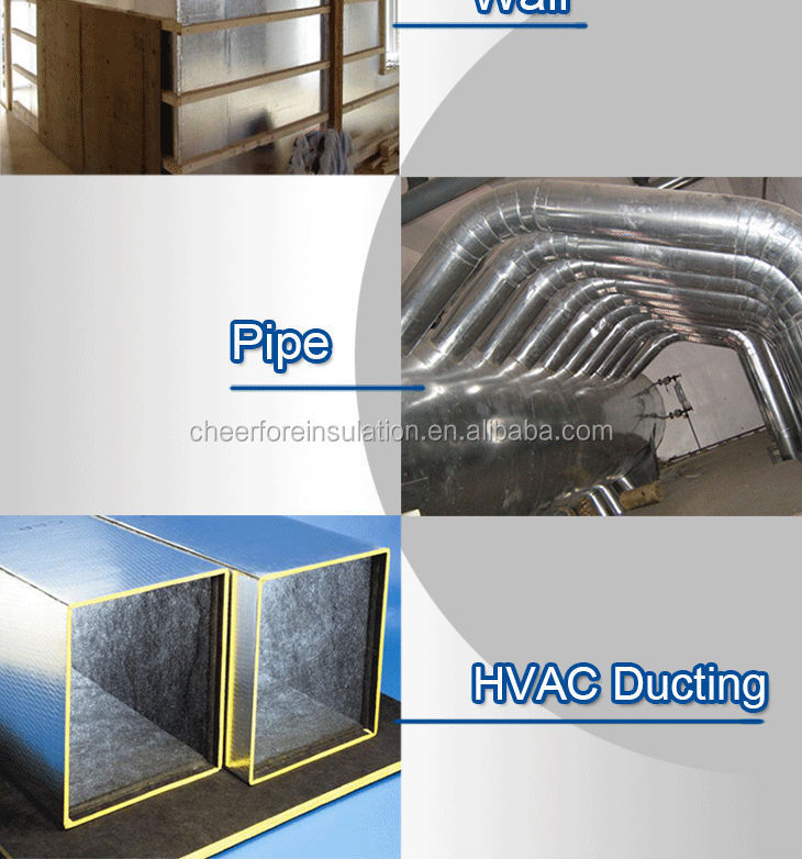 Xpe Foam Thin Heat Insulation Material Roof Insulation