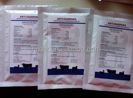 ANTI-DIARRHEA treatment of acute and chronic intestinal catarrh