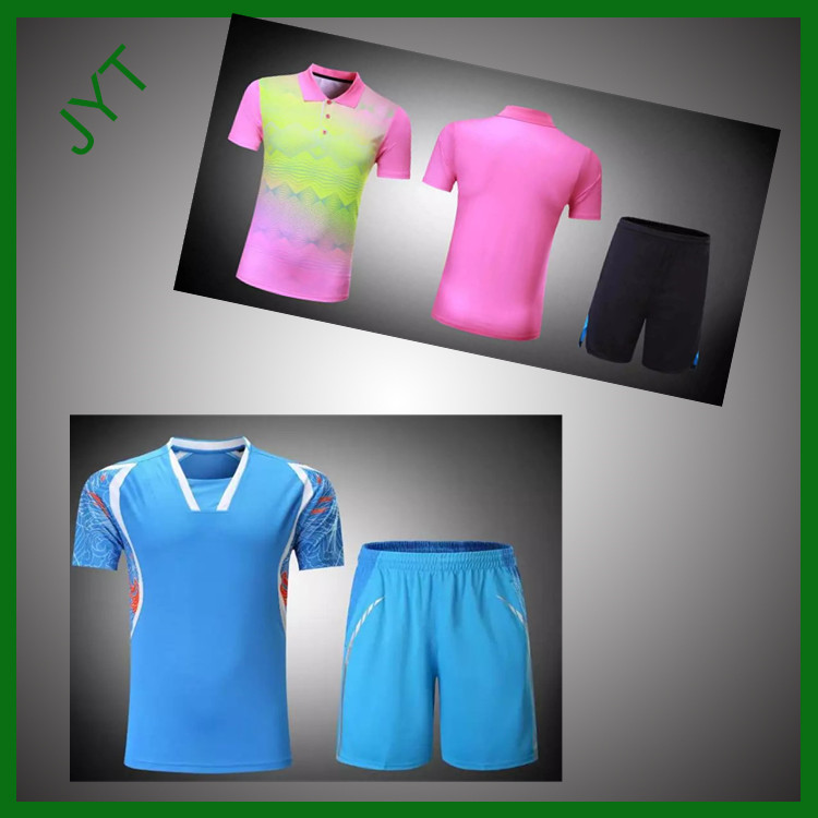 women badminton wear badminton jersey in soccer wear