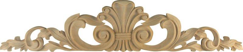 hermosa mano de antigedades de madera maciza apliques de madera tallada y talla de madera