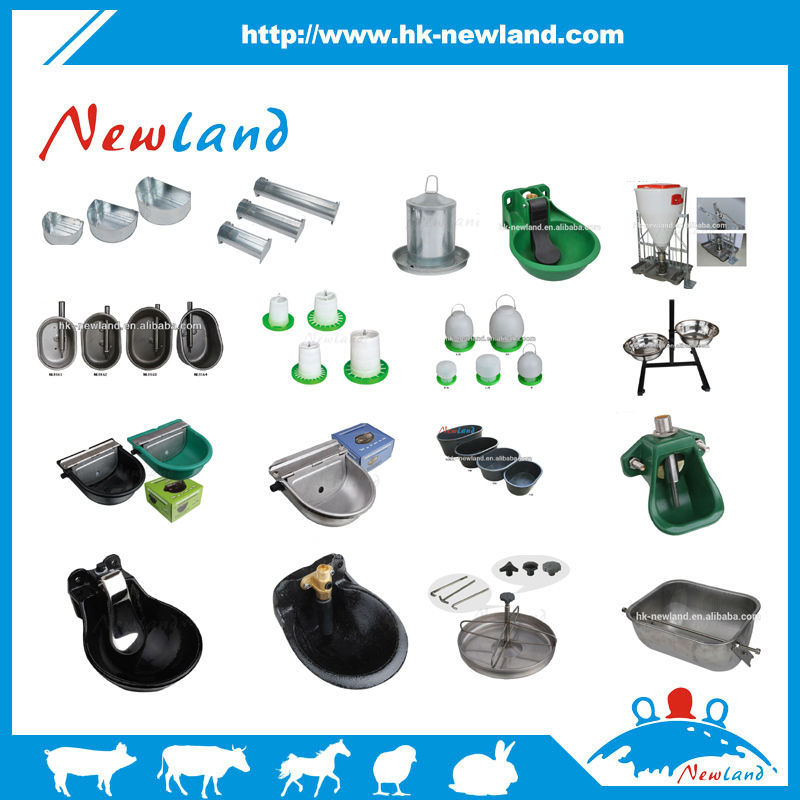 2018 NL810 plastic cattle waterer plastic cattle water trough