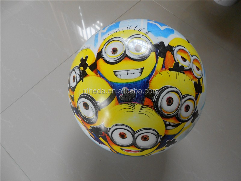 inflatable pvc ball plastic beach ball