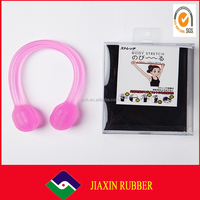 Promotion Gift Healthy Fashionable Yoga Chest Expander for Lady spring chest expander exercises