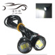 Factory price eagle eye 5630 3smd 3w 12v white yellow red green blue led motorcycle turn lights