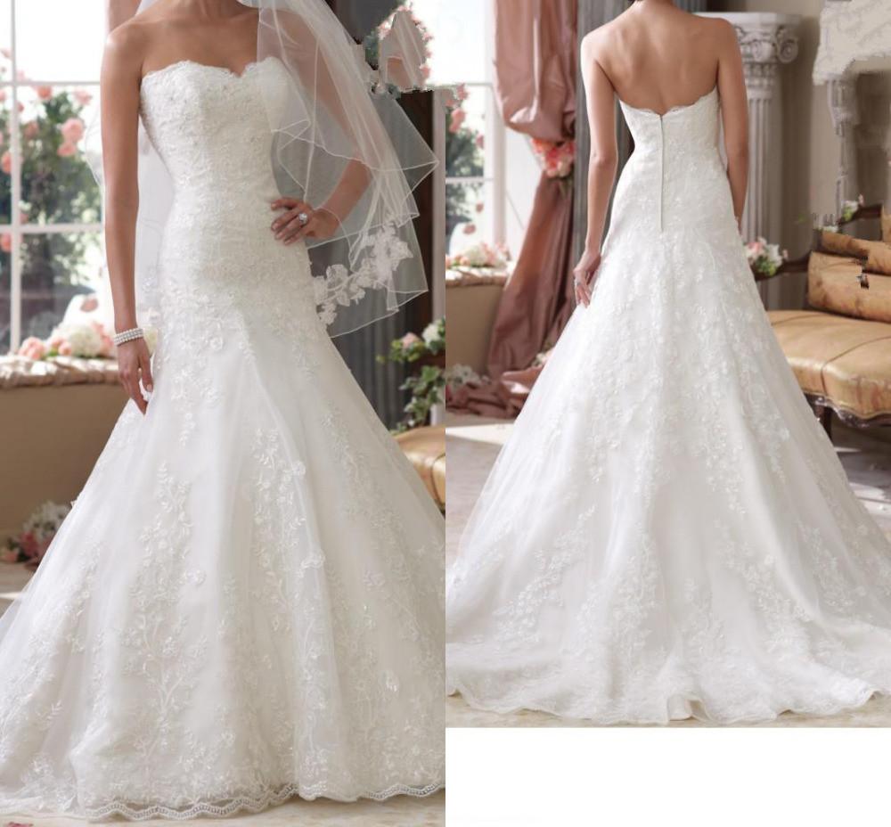 Low Waist Wedding Gowns: Aliexpress.com : Buy 2015 New Sweetheart Low Waist Line