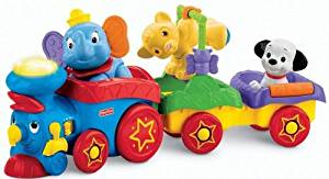 Game / Play Fisher-Price Disney Baby Amazing Animals Sing-Along Choo-Choo. Musical, SInging, Colorful Toy / Child / Kid
