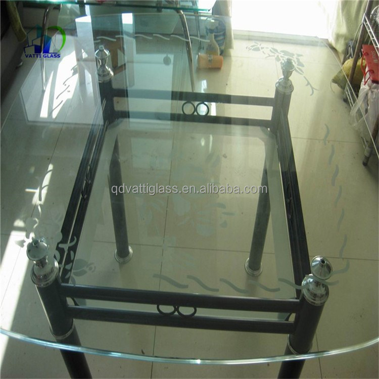 Tempered Glass Top Buffet Table Clear Float Glass Top Conference Table  Float Glass Top Meeting Table   Buy Tempered Glass Top Buffet Table,Glass  Top ...