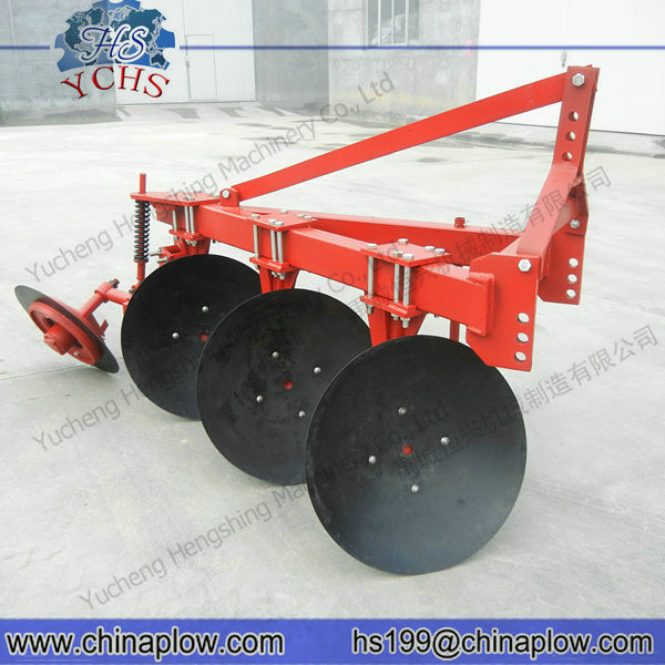 3 Point Hitch Tractor Plows : Tractor disc plough point hitch plow buy
