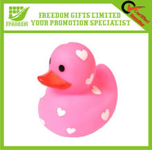 Pink Floating Toy Rubber Ducks