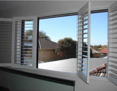 aluminum wing window adjustable louvers adjustable louvres panel