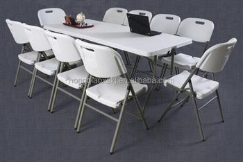 Mesa mesas En Silla Plegable mesa Y Sillas Plástico China Con Buy mesas 6ft Plegable Adjunta De Comedor Hecho yvYf7Ib6g