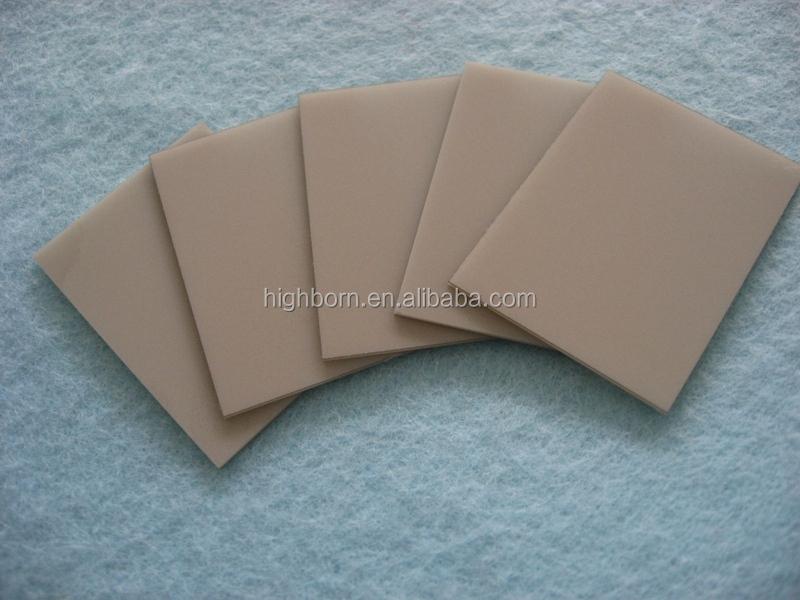 Super Thin Aluminum Nitride Aln Ceramic Sheet Buy