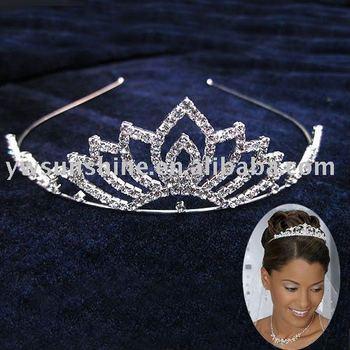 Wedding crowns hair clip buy wedding crownscrown hair clip wedding crowns hair clip junglespirit Gallery