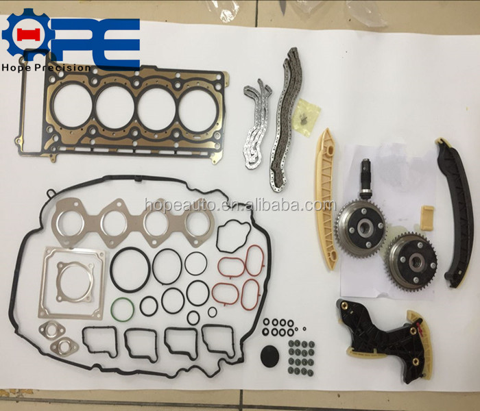 Timing Chain Kit Full Head Gasket A2710500800 A2710500900 - Buy  2710500800,2710500900,M271 Product on Alibaba com