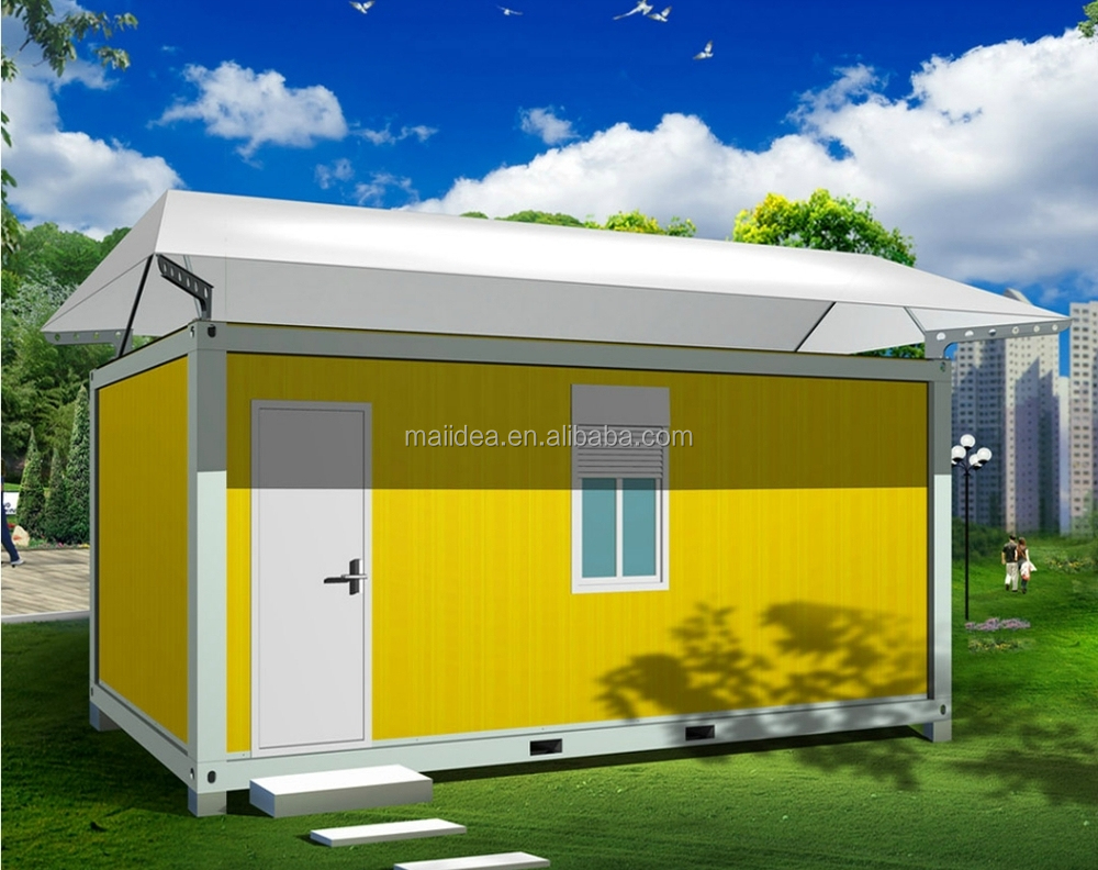 2014 Cheap Price Prefabricated Modular Used 40ft Office Container ...