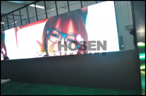 P7.62 indoor LED Screen display for Hot Sale