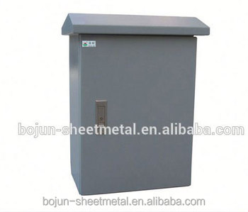 Custom Fabrication Waterproof Outdoor Network Cabinet Products For ...