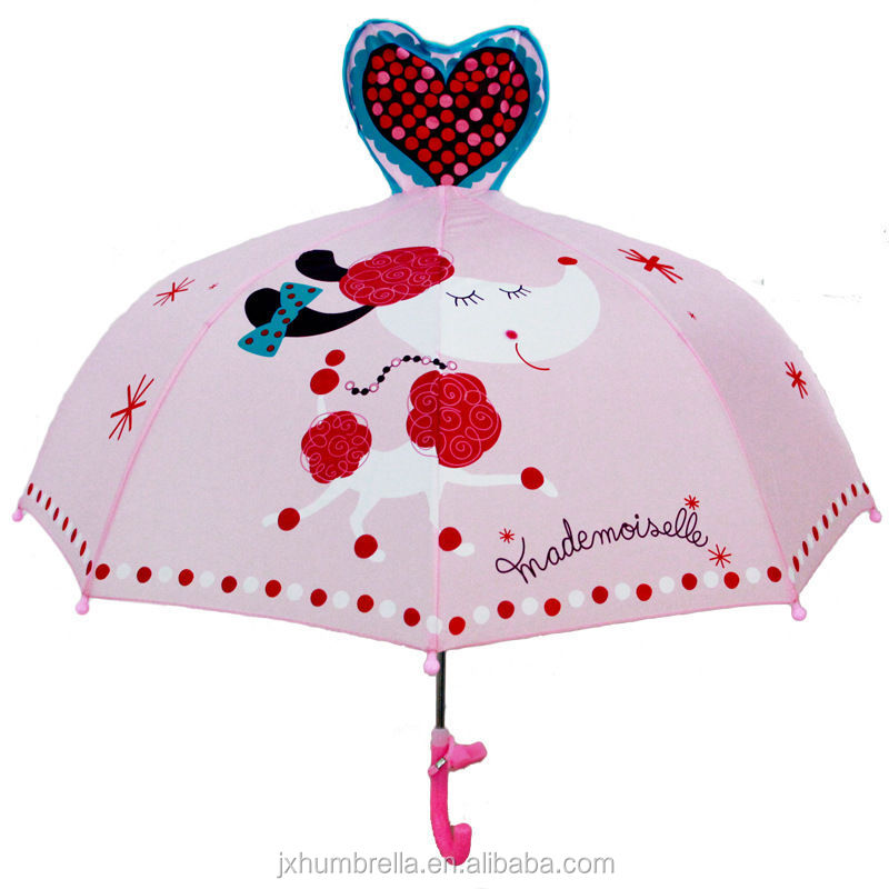 Business Advertising Cheap Price cartoon kid umbrella happy