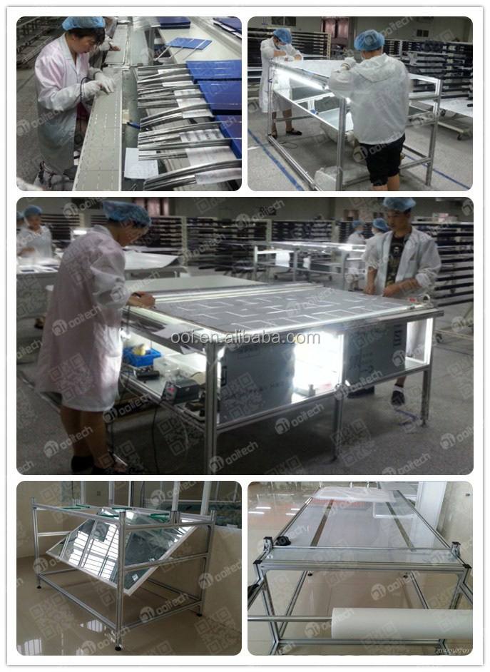 5mw Solar Panel Laminator For Solar Panel Making Machine