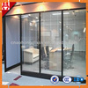 tempered glass for office , office glass partition