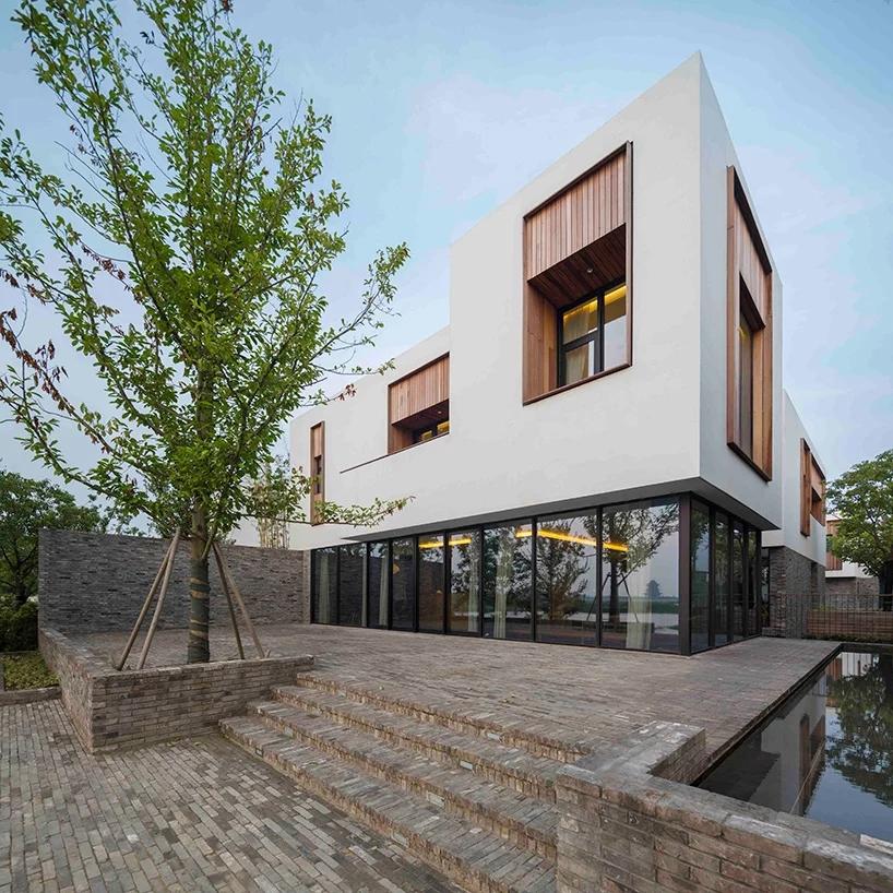 Prefabricated Luxury Villa/china Prefabricated Homes