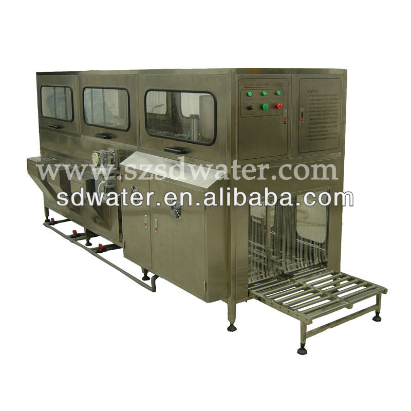 High quality luxury style 3or 5 gallon water filling machine