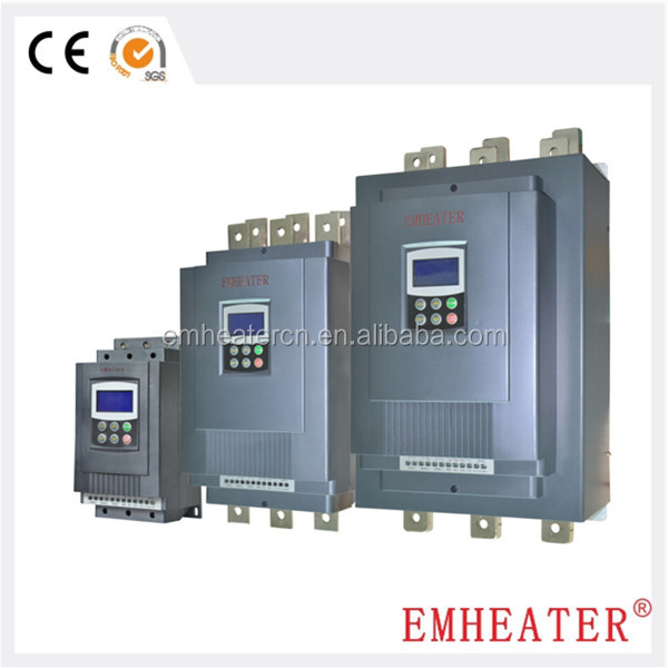 Ac frequency converter with motor soft starter 75kw triple phase 380V 50Hz