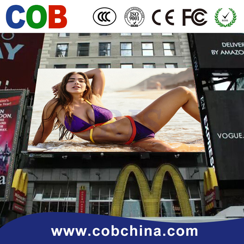 advertising new Video LED Screen P10 LED pantallas led para taxis Display System