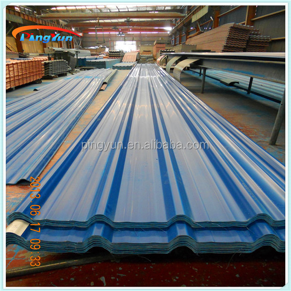 Plastic Tile Roofing Prices Raw Material For Corrugated