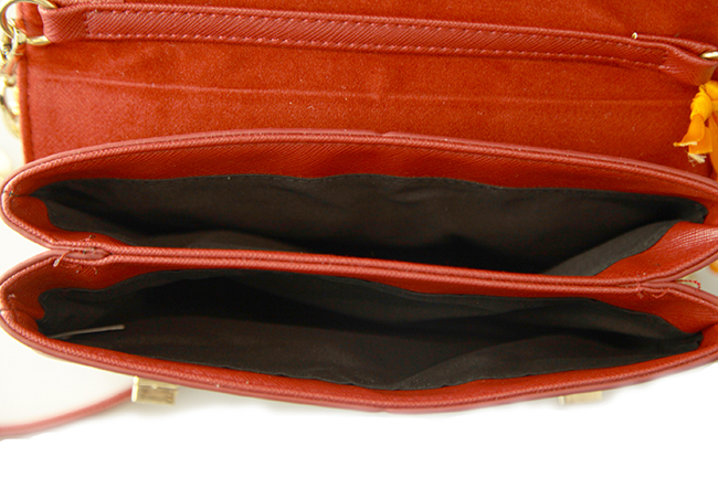 3683-High quality original design saffiano leather shoulder bag best selling
