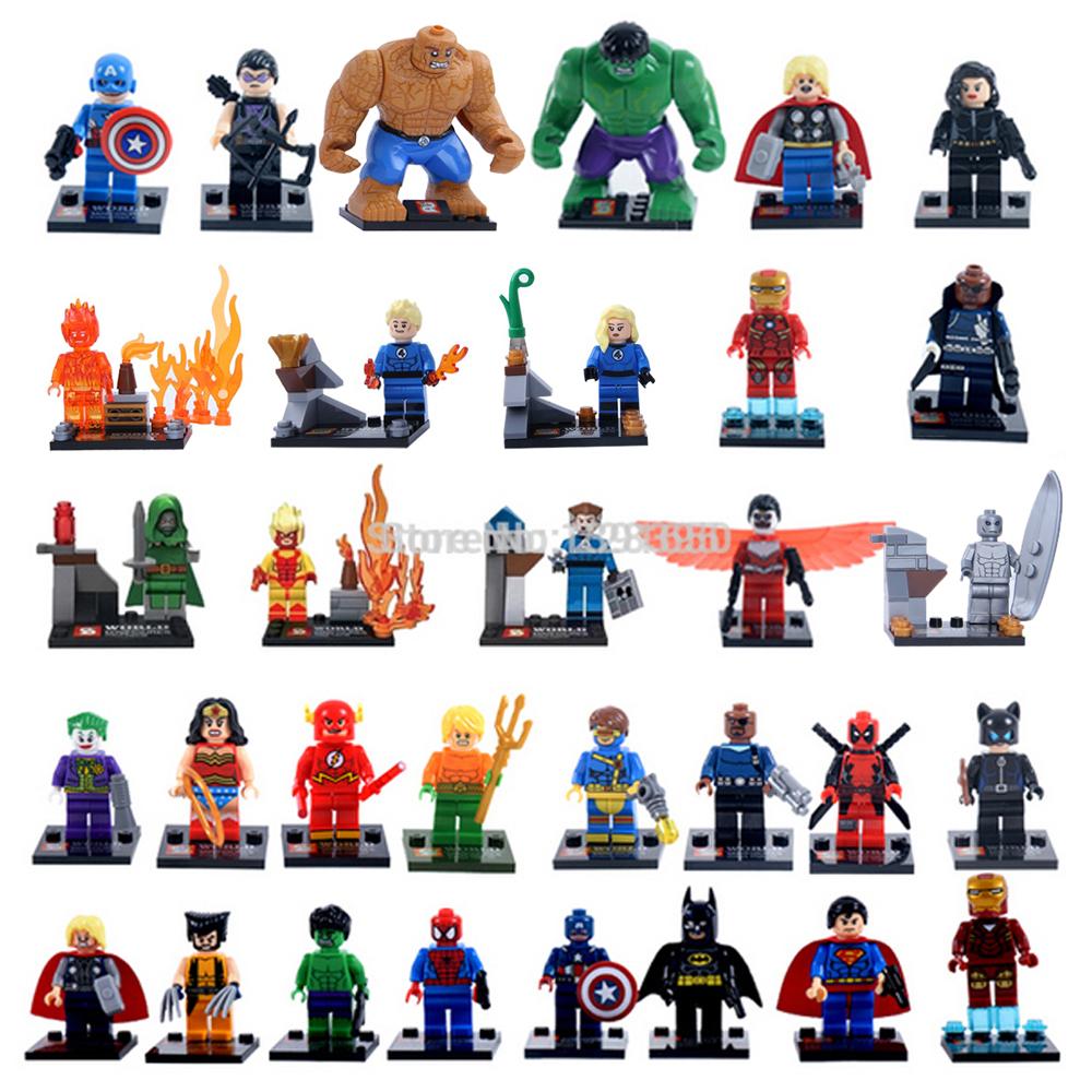 Online Buy Wholesale lego marvel from China lego marvel ...