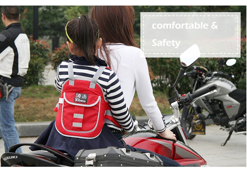 Alibaba Trade Assurance Cartoon style Protect Motorcycle Belt for Baby