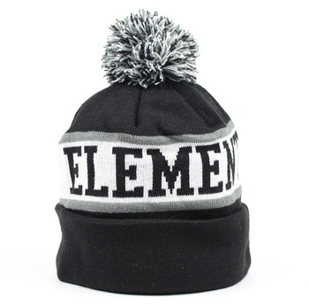 3b6ec95d940 winter hats with ball on top  custom puffball winter hat  blank beanie hat  with