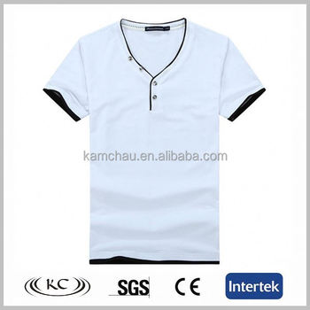 Bulk Wholesale High Quality Man White Plain T Shirts