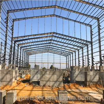Hot Sale Multifunctional Warehouse Steel Structure Construction Costs Philippines
