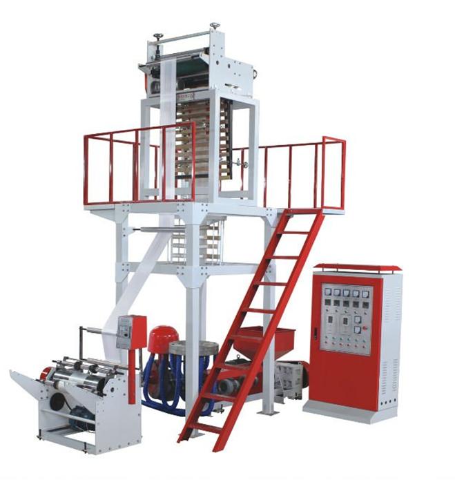 Ruian Xinshun Factory HDPE LDPE plastic bag film making machine