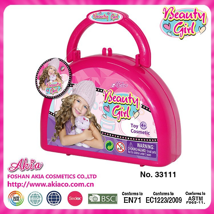 Foshan iso22716 <strong>Manufacturer</strong> Beautiful Princess Makeup Kid Toys