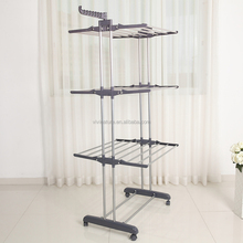 VIVINATURE Stainless Steel Tree Layer Cloth Drying Rack