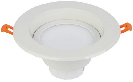 """Dimmable 4''/6"""" Led Retrofit Down Light 9w 13w Led Recessed Down ..."""