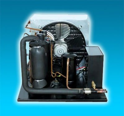 LBP air cooled Condensing Unit for chiller cabinet cold display ice cream freezer