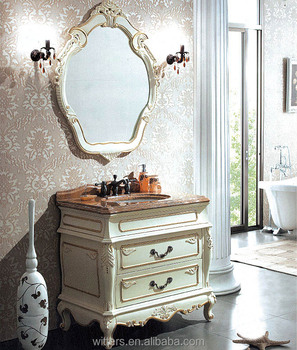 Super Shabby Chic Narrow Cream Bathroom Vanity French Classic Bathroom Vanity Units With Marble Wts329 Buy Bathroom Vanity Unit Classic Bathroom Vanity Download Free Architecture Designs Terchretrmadebymaigaardcom