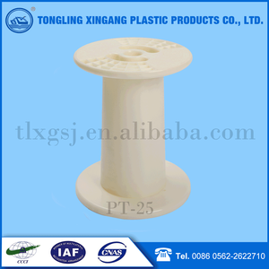 PT - 25B plastic copper coated welding wire plastic reel spool