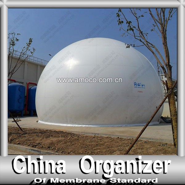 10 Years' Experience Manufacturer of biogas balloon, double membrane, gas tightness