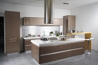 Contemporary Custom Kitchen Cabinets Design Ideas