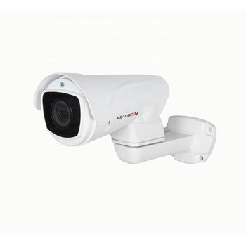 LSVISION 10x Optical Zoom HD 1080P 2 Megapixel POE Bullet IP PTZ Security Camera Supports H.265 Night Vision 100 Meters