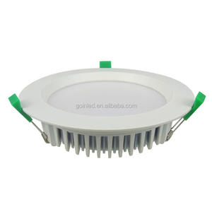 ultra slim flicker free led downlight 30w complete with led driver australian plug and flex
