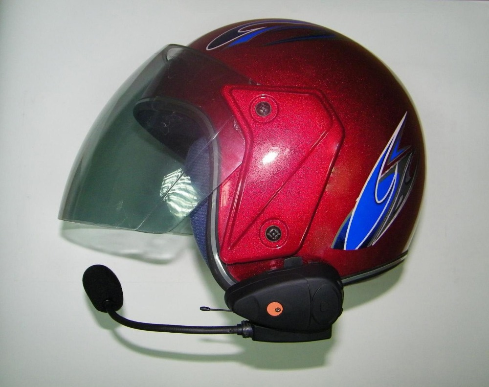 Handsfree Bluetooth for Motorcycle and Skiing Helmet