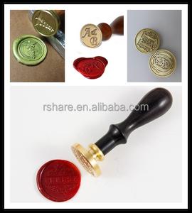 Custom Monogram Alphabets letter wax seal stamper, Envelope Seals